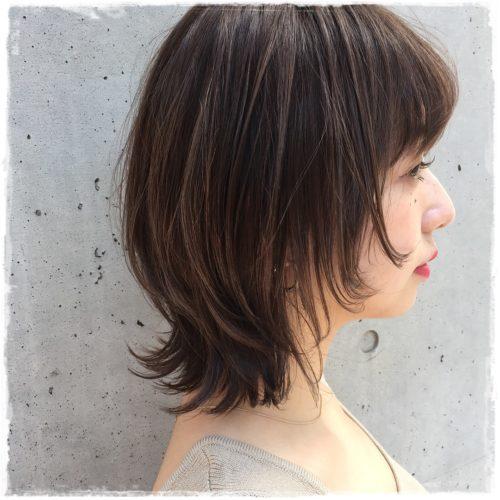 髪型 本田 ウルフ 翼