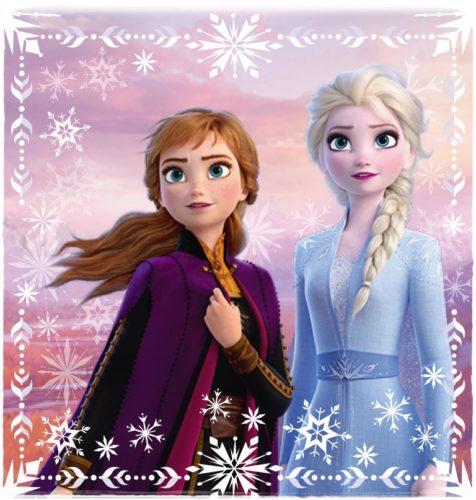 歌 2 アナ 英語 雪