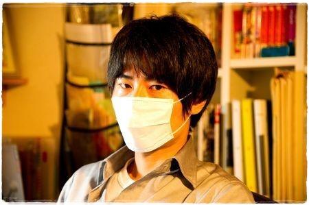 【画像】清野とおるの素顔!マスクの理由は口の粘膜が嫌い?病気なの?