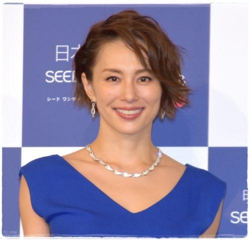 米倉涼子の若い頃の画像がかわいい。現在と顔が変わったのは本当?