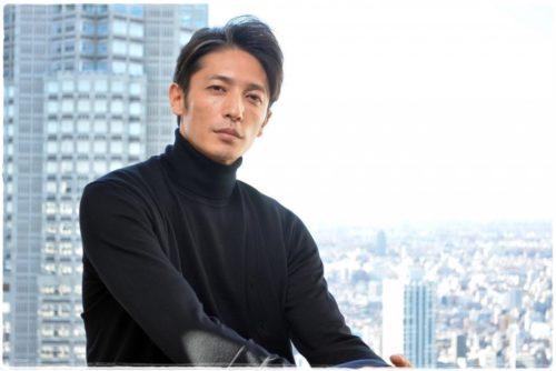 玉木宏の若い頃のイケメン画像!ドラマ出演作や昔の髪型も!元ヤンだった?