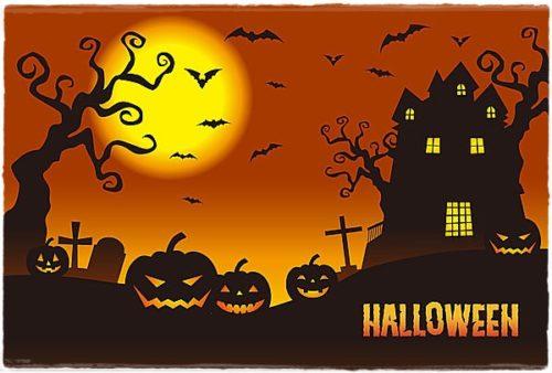 ハロウィンの飾り付けはいつからいつまで飾る?9月から11月まであり?