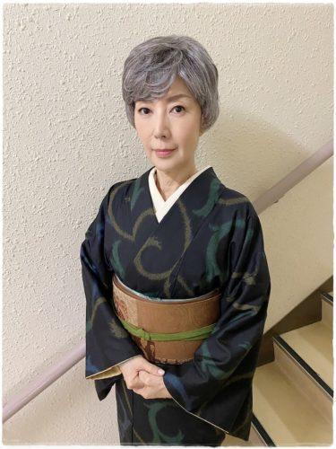 戸田恵子の白髪は本物?危険なビーナスのシルバー髪型の真相は?